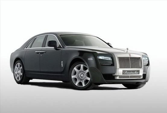 """In vendita la Rolls Royce Ghost """"Numero Uno"""" di Deutsche Manufaktur"""