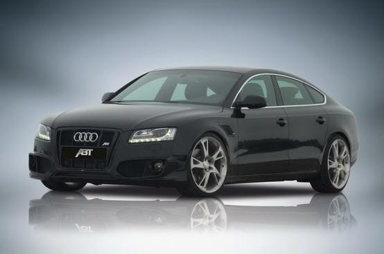 La nuova Audi A5 Sportback secondo ABT
