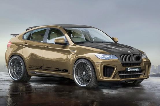 G-Power porta le BMW X5M e X6M a 600 CV