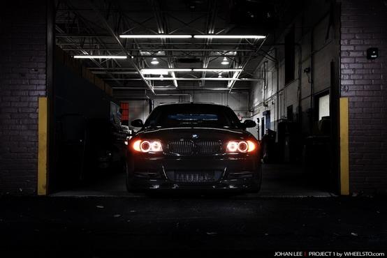 WSTO BMW 135i Coupé Project
