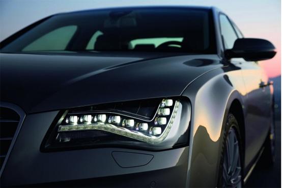 Primi dettagli sulle nuove Audi S8, S7 e S1