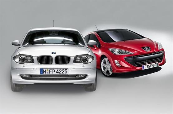 BMW: Serie 1 a trazione anteriore in collaborazione con PSA?