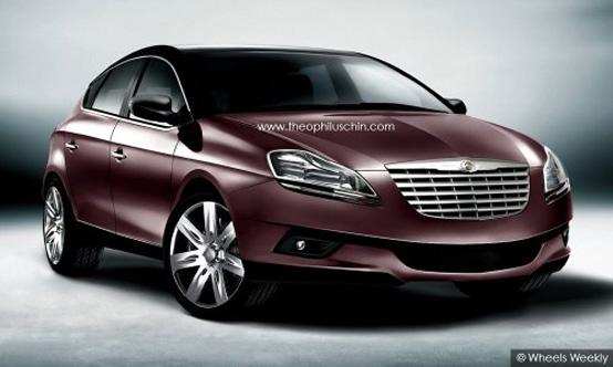 Chrysler: una vettura su base Lancia al Salone di Detroit