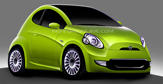 Fiat e zastava accordo per la produzione della topolino for Nuove auto in uscita