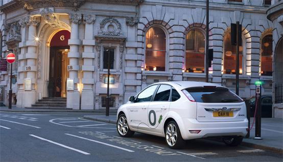 Ford: auto elettriche a Colonia dal 2010