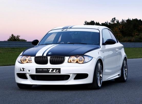 La nuova BMW Serie-1 M verrà lanciata nel 2011