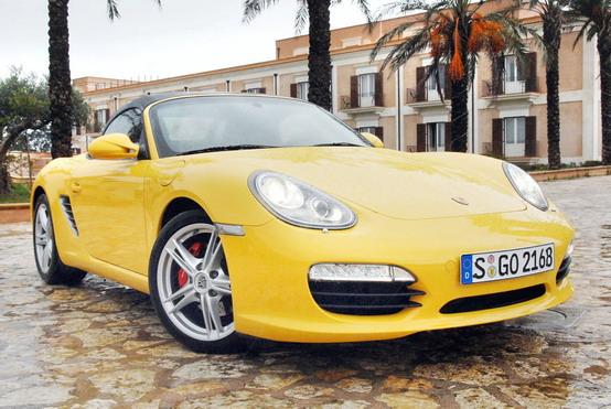 Porsche starebbe considerando un nuovo motore tre cilindri turbo per la Boxster