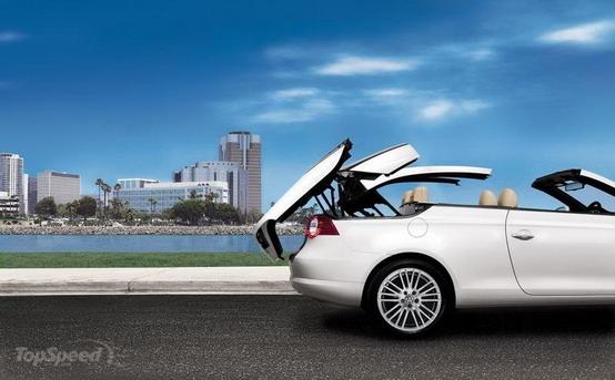 Due nuovi allestimenti per la Volkswagen Eos: Komfort e Lux