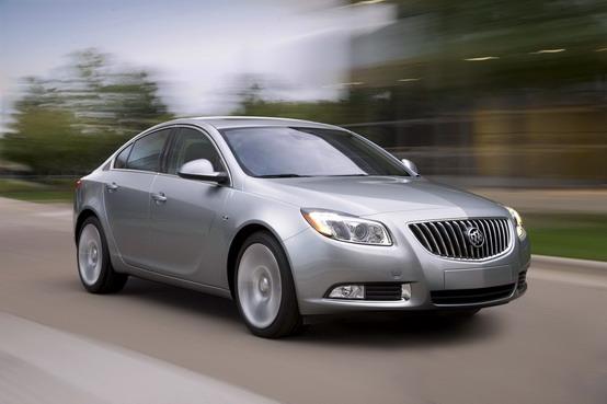 Annunciato il prezzo ufficiale della Buick Regal 2011 in America