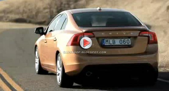 Volvo S60 2011: nuovissimo video nel deserto
