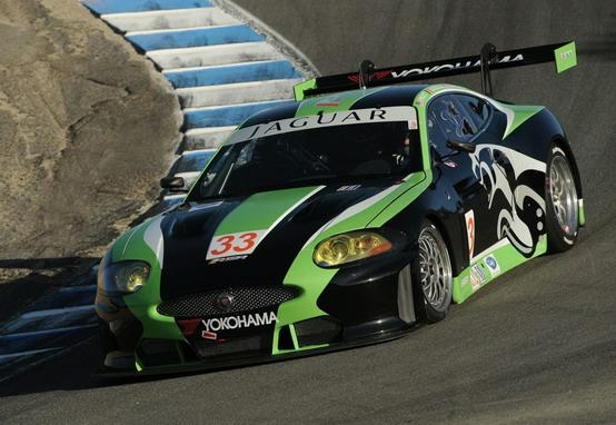La JaguarRSR XKR GT farà il suo debutto europeo all'Autosport International