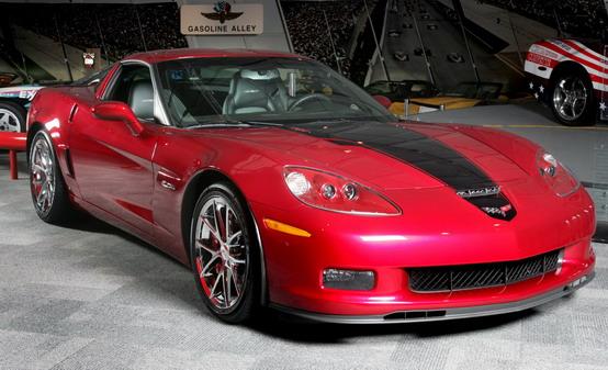 GM metterà all'asta un'edizione speciale della Corvette Z06 in favore di Haiti