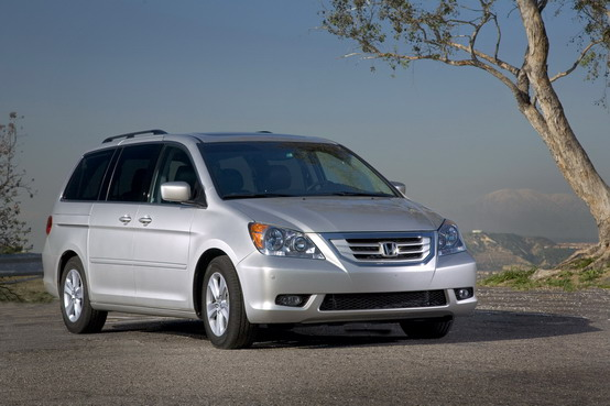 Honda lancerà il prototipo di una nuova Odyssey al Salone di Chicago