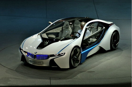 BMW sta preparando una versione di serie della Vision EfficientDynamics