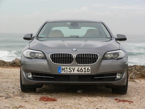 BMW sta preparando un prototipo ActiveHybrid 5 per il Salone di Ginevra