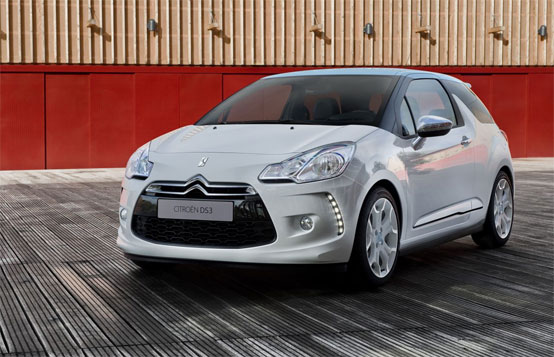Citroen DS3 Racing: una piccola bomba al Salone di Ginevra