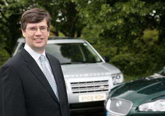 David Smith ha dato le dimissioni da presidente di Jaguar Land Rover