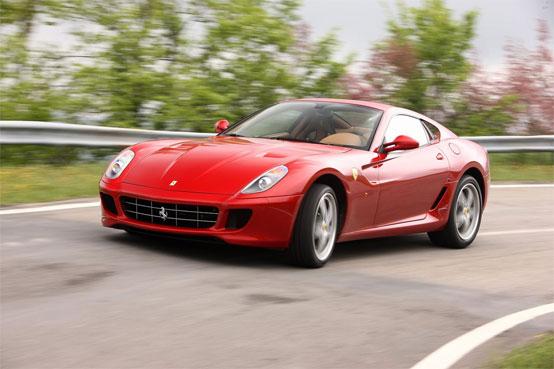 Ferrari: confermata la 599 ibrida per il Salone di Ginevra