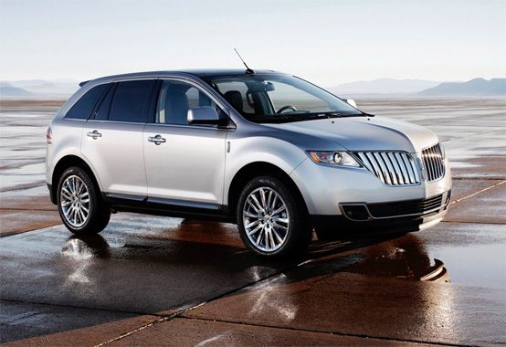 Lincoln MKX MY 2011