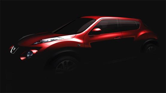 Nissan Juke: il nuovo crossover compatto Nissan