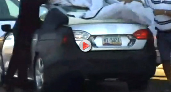 Volkswagen Jetta 2011: video spia e indiscrezioni