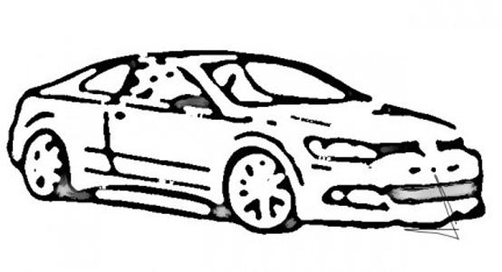 Volkswagen Jetta Coupè Concept al Salone di Detroit