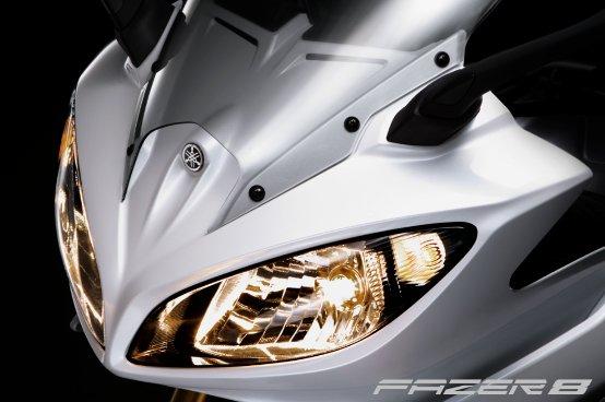 Nuova Yamaha FZ8 Fazer: svelato un nuovo dettaglio