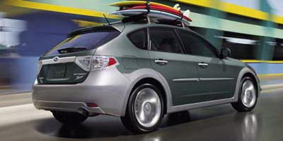 Ginevra 2010: in preparazione la nuova Subaru XV Crossover