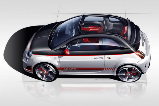 Abarth 500C Turbo