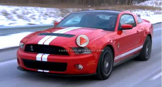 Due nuovi video promozionali per la Ford Shelby Mustang GT500
