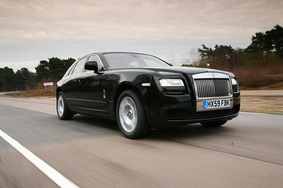 Rolls Royce pensa di usare i nomi Camargue e Corniche per la gamma Ghost
