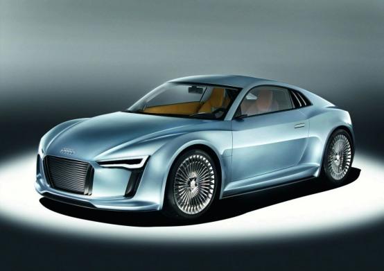 Audi e-Tron: nuovi dettagli sul modello di serie