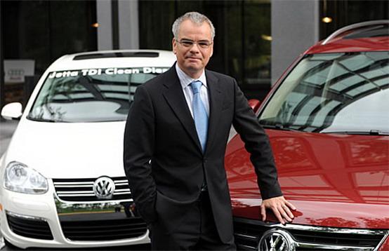 Il capo di Volkswagen America non crede ancora alla tecnologia elettrica