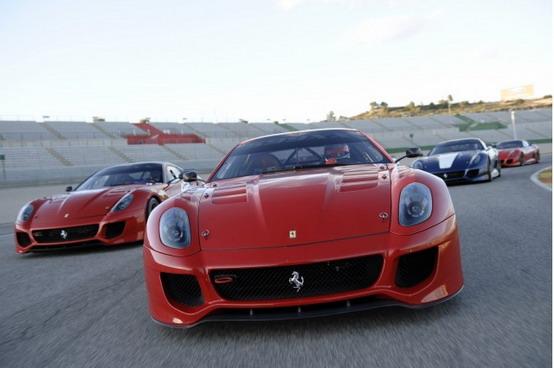 Felisa rivela i piani della Ferrari: confermate la 599 GTO e l'erede della Enzo