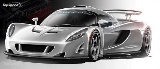 Hennessey Venom GT: ormai ci siamo! Debutto previsto per il Goodwood Festival