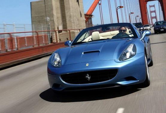 Ferrari California: emergono i dettagli della trasmissione manuale