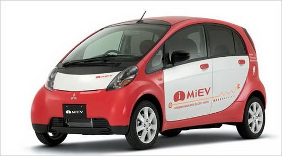 Mitsubishi i-Miev: l'ecologica nipponica in tour a Milano e a Monaco