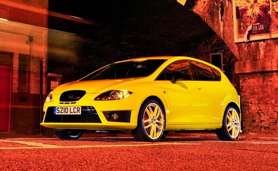 Seat Leon Cupra R 2011