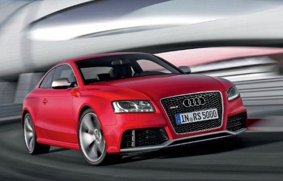 Salone di Ginevra 2010: Audi RS5, l'ultima nata con tecnologia Quattro