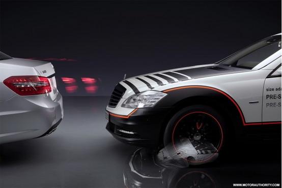 Mercedes ESF Safety Prototype: nuovi dettagli in arrivo