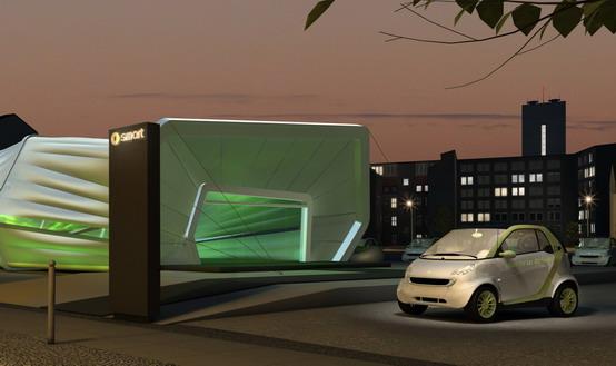 Smart Urban Stage: la Fortwo per migliorare lo stile di vita urbano del futuro