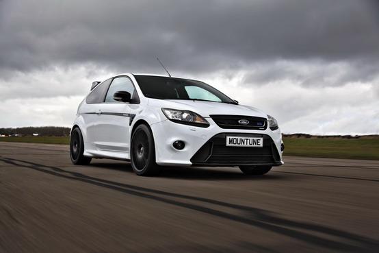 Ford Focus RS: pacchetto RS500 per vecchia e nuova versione