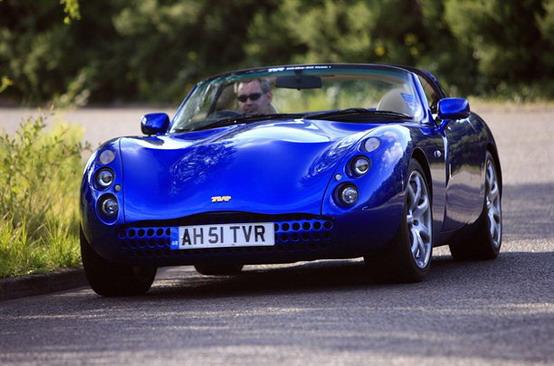 TVR torna con un nuovo modello di roadster