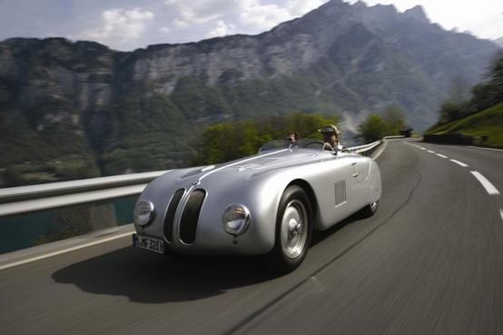 Villa d'Este: Bmw 328 Mille Miglia Concept al Concorso d'Eleganza 2010