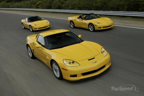 Chevrolet Corvette Z06, in arrivo nuovi aggiornamenti