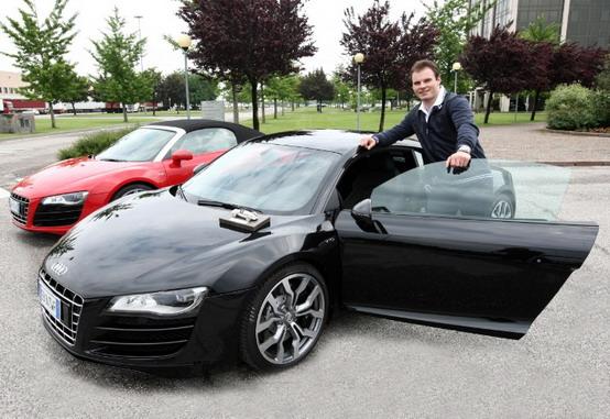Audi di nuovo sponsor della Nazionale azzurra di sport invernali