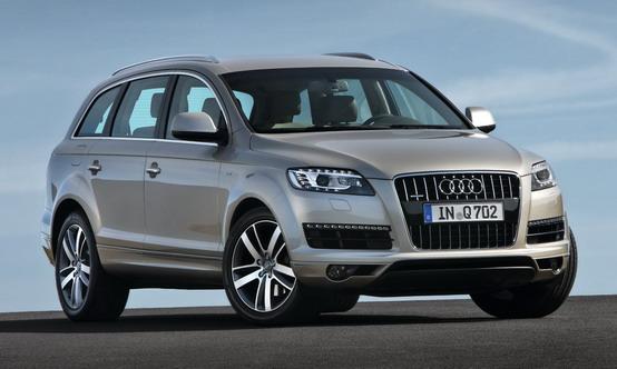 Audi Q7, in arrivo nuovi motori per il Suv tedesco