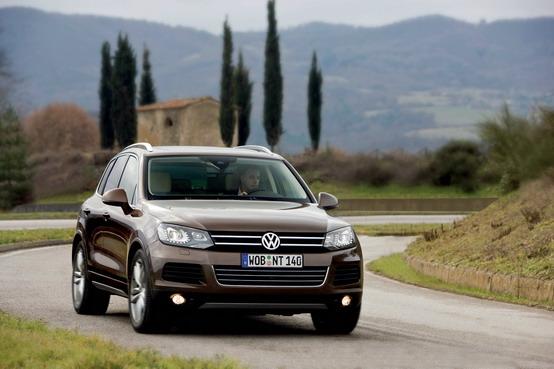 Volkswagen Polo Days e Touareg: partita nel weekend la nuova offerta