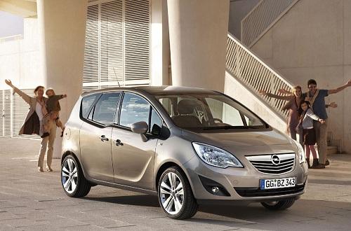 Opel Meriva: in Germania il nuovo MPV medio si vende benissimo, prima dell'arrivo