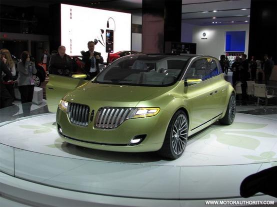 Lincoln Previsti Sette Nuovi Modelli Tra Cui Il Primo Per Il
